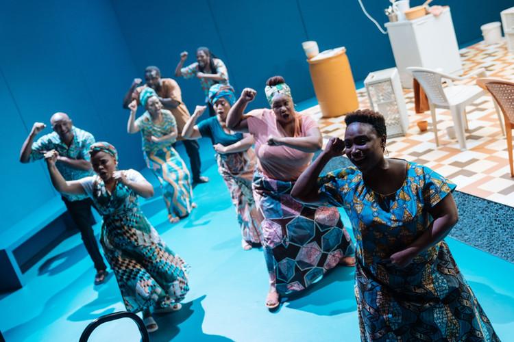 The South African Cultural Choir