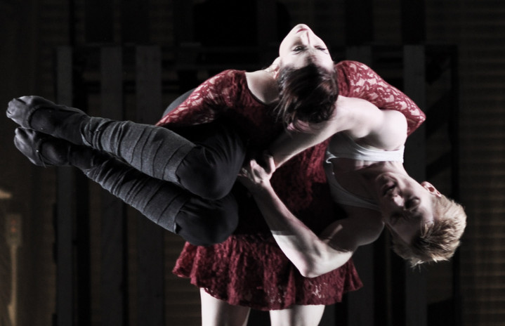 Zoe Ashe Browne and Dominic Harrison