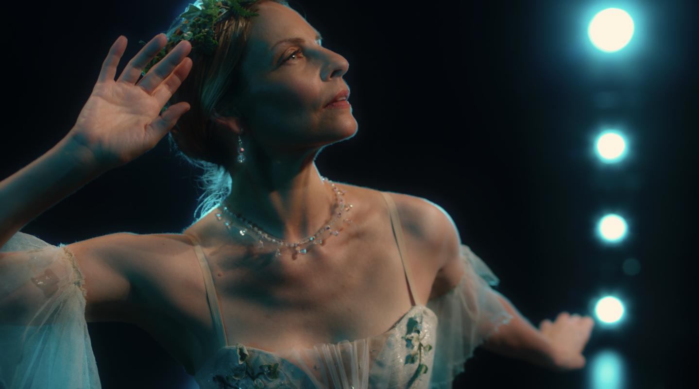 Antonia Franceschi as Marie Taglioni