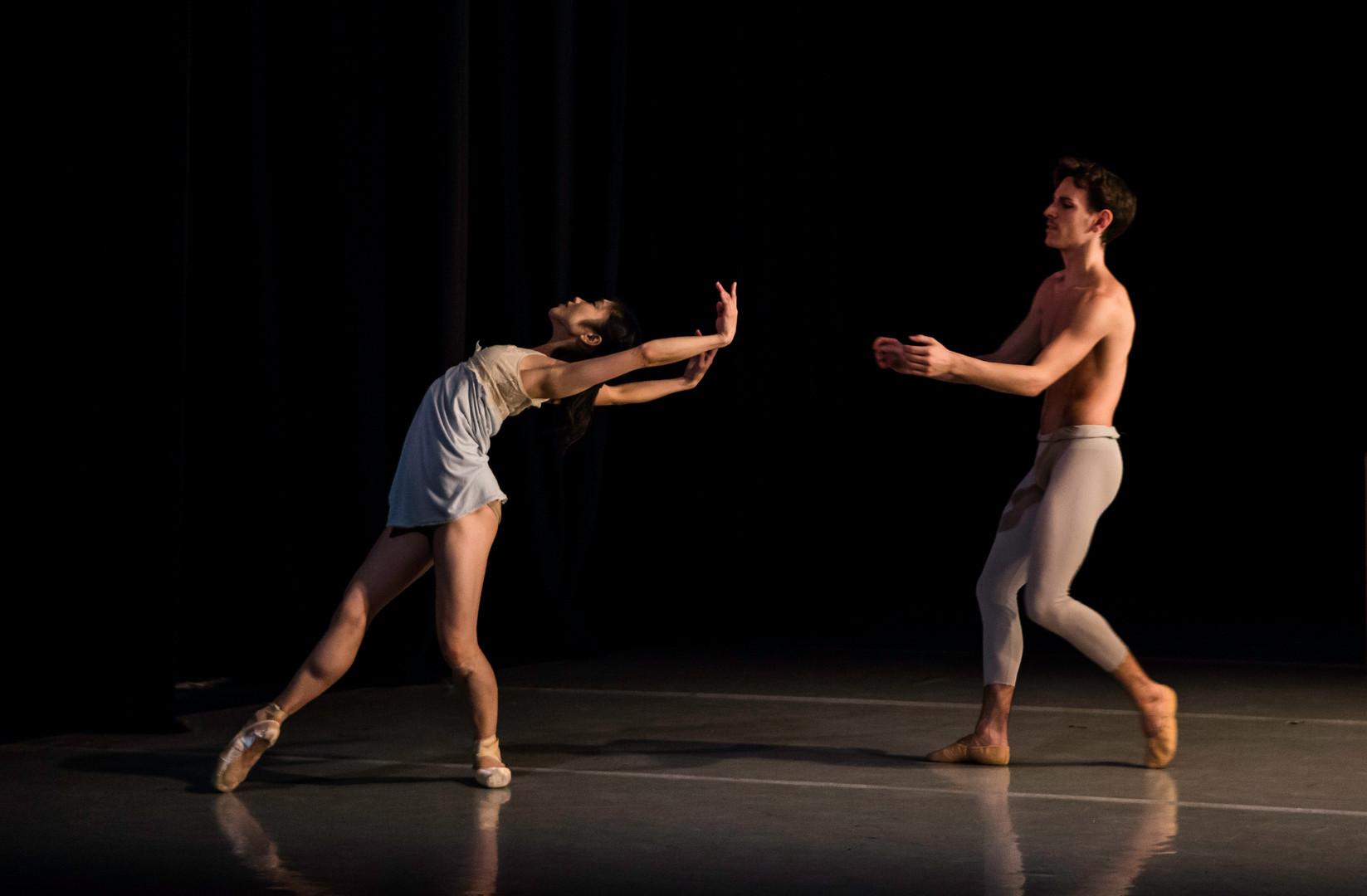 Ryoko Yagyu and Vincenzo Di Primo