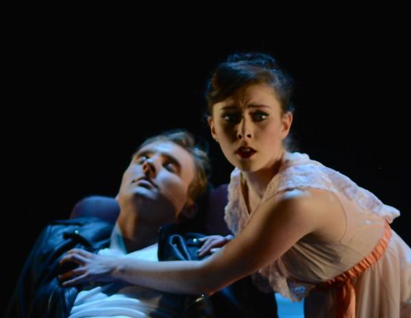 James Loffler and Kesi Olley Dorey