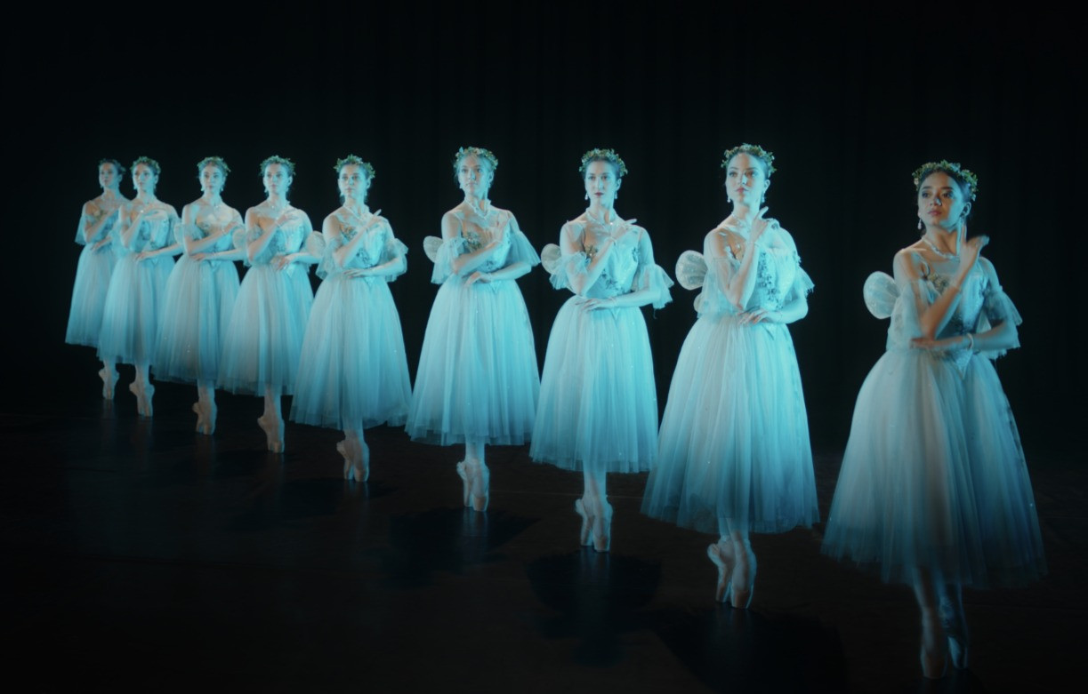 English National Ballet in 'An Evening with Taglioni'