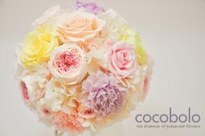 六月新娘捧花|JUNE BRIDE