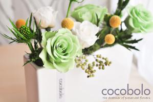 Simple & Stylish Centerpiece 簡約時尚 設計款桌花