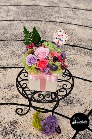 cocobolo|恆星花夢想家 量身打造的美好提案 🔸Summer Berries 夏日莓果訂製花禮