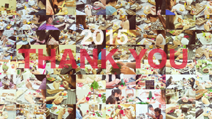 THANK YOU , 2015
