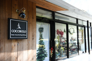 COCOBOLO 實體店面正式成立