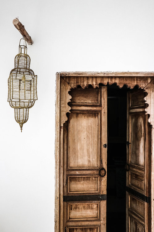 Moroccan Woodwork