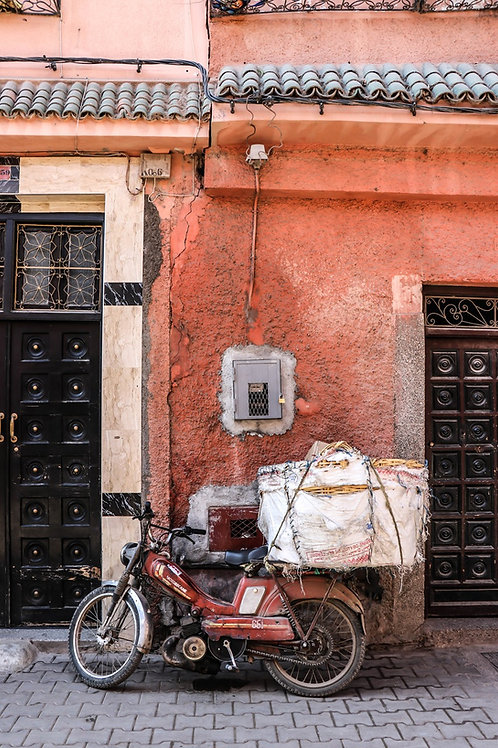 Marrakech Bike