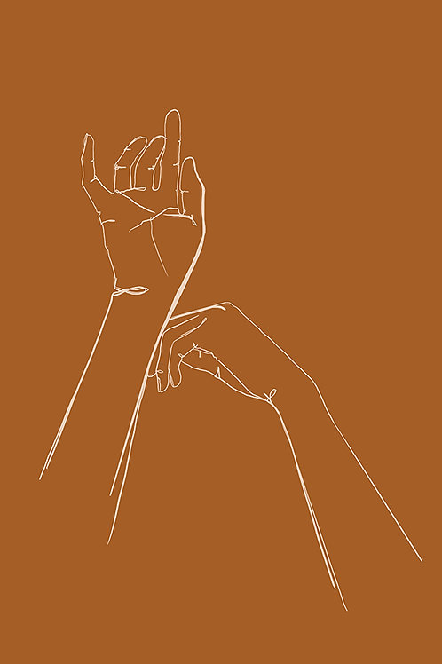 Delicate Hands