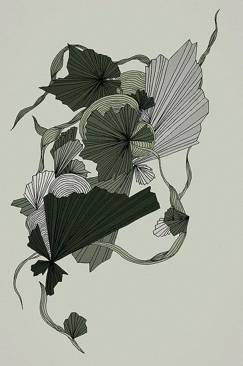 Abstract Botanics 05
