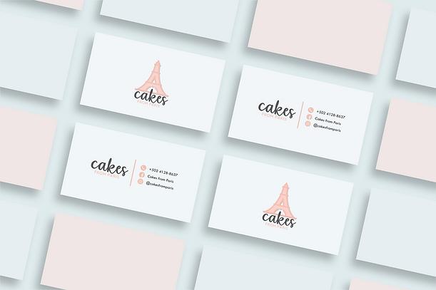 Cakes From Paris