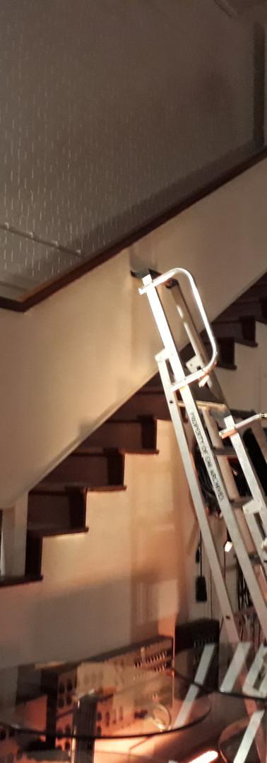 La escalera mas famosa.
