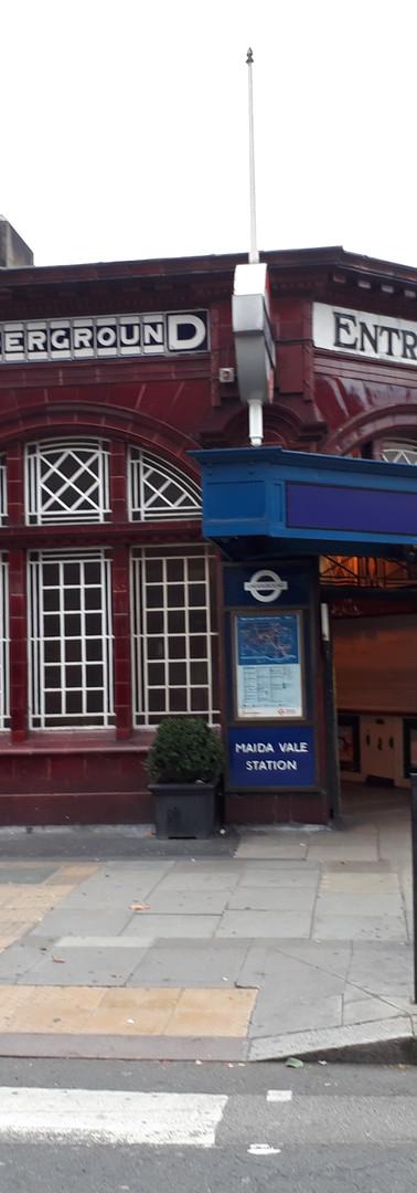 Maida Vale, la estación que me recibió tantas veces