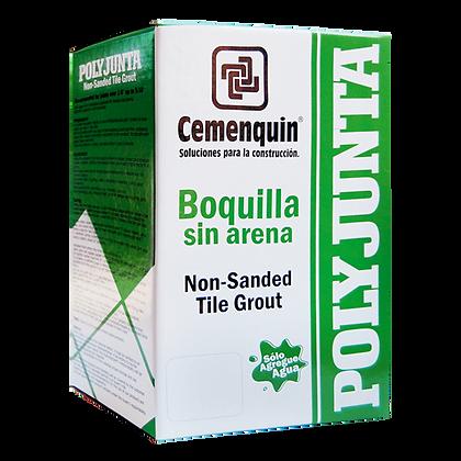 BOQUILLA SIN ARENA 71 CHOCOLATE 5 KG, CEMENQUIN