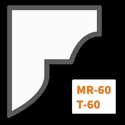 CORNISA FANOSA MOD. 60 8