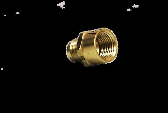 CONECTOR HEMBRA FLARE 3/8 X 3/8 MOD:47428