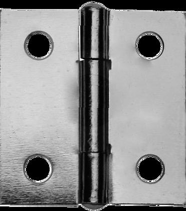 "BISAGRAS DEXTER 1""X1"" MOD:ESP 1.0MM NS"