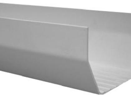 DESAGUE TECHO CANALETA PLASTICO 10-3MTS MOD:RW-100