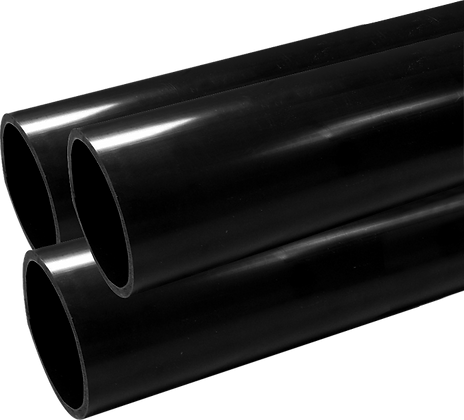 TUBO ABS CED 30 4 X 20 6mts
