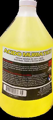 ACIDO MURIATICO GAL