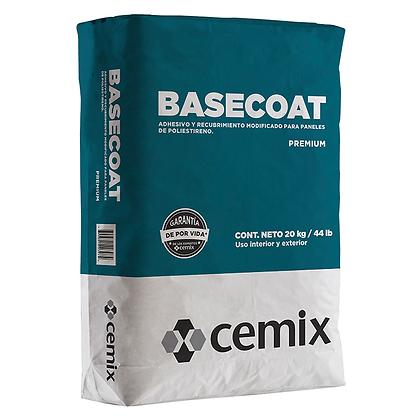 BASE COAT GRIS CEMIX SACO 20 KG