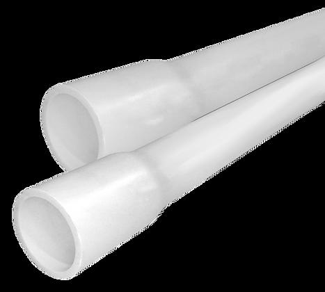 """TUBO PVC CED 40 3/4"""" X 10 HIDRA"""