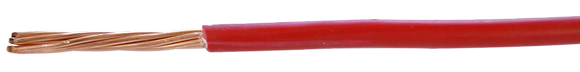 CABLE 12 ROJO X MT