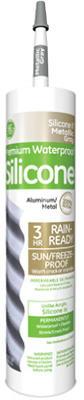 SILICON 100% PARA METAL GE ALUMINIO GE5050 10.1 OZ/ 299ML