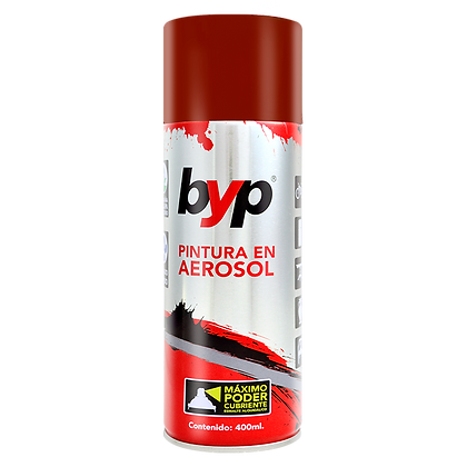 AEROSOL MARRON BYP 400 ML