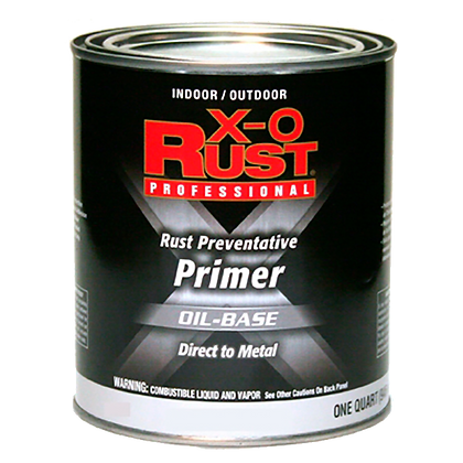 PRIMER X-O RUST METALES BASE ACEITE GRAY LITRO