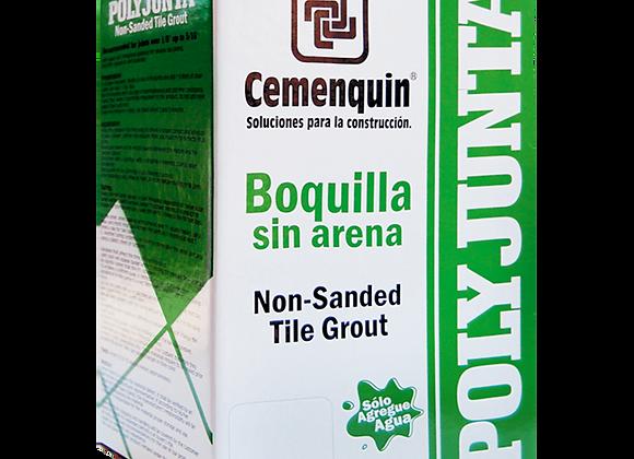 BOQUILLA SIN ARENA 59 CREAM 5 KG, CEMENQUIN