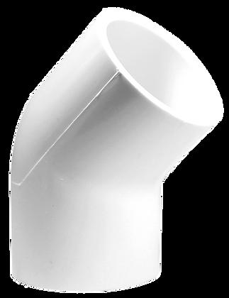 CODO 45 PVC 3/4