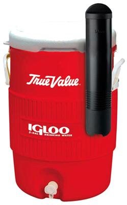 BOTE PLASTICO  IGLOO TRUE VALUE 5 GALONES No.164-845