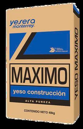 YESO MAXIMO SACO 40KG NACIONAL