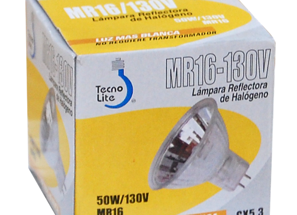 FOCO SPOT MR16 130V 50W