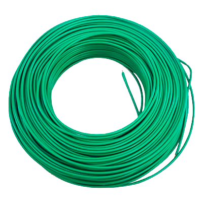 CABLE 10 VERDE X MT