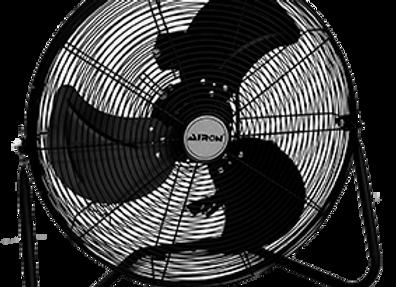 "ABANICO DE PISO AIRON 20"" METALICO MOD:GFM-50"