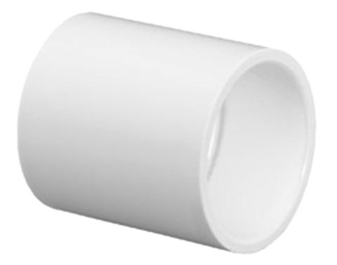 COPLE PVC 1/2 LISO