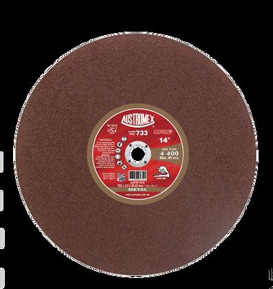 DISCO DE CORTE PARA METAL AUSTROMEX 14 No733