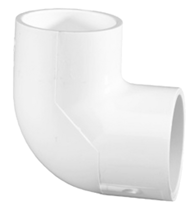CODO 90 PVC 3/4 LISO