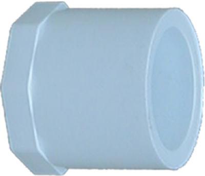 TAPON MACHO PVC 1/2 SIN ROSCA