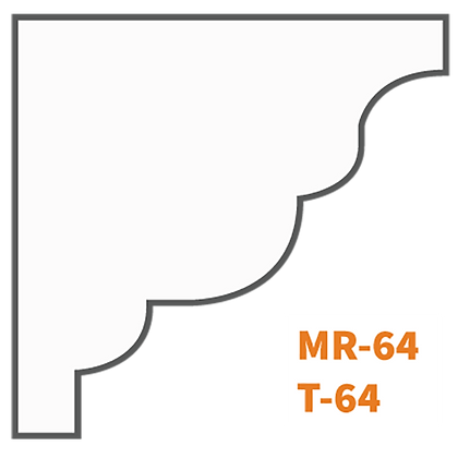 CORNISA FANOSA MOD. 64 8