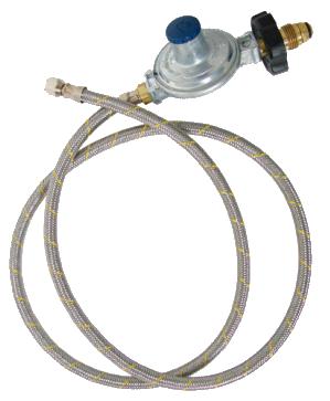 PAQUETE INSTALACION GAS REG 5100 2.5M COFLEX MOD: 2-PG5-B250