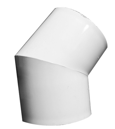 CODO 45 PVC 1 1/2