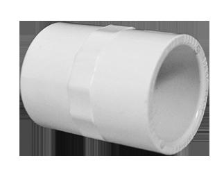 CONECTOR HEMBRA PVC 1