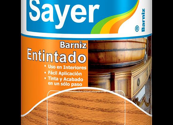 BARNIZ ENTINTADO CHOCOLATE LT 0129