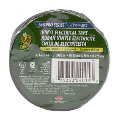 TAPE ELECTRICO PREMIUM GRADE 3/4 X 66