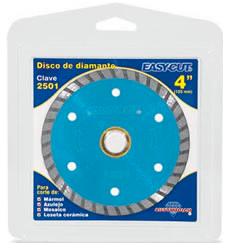 """DISCO D/DIAMANTE RIN SEGMENTADO 4"""" EASY CUT MOD:1504"""