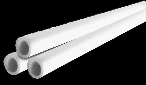 """TUBO PVC CED 40 1/2"""" X 10 HIDRA"""